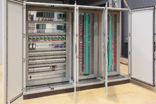 Control Panel Fabrication & Installation